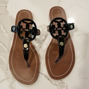 PRE-OWNED Tory Burch Thong Sandals